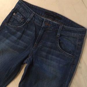 Joe's Jeans Chelsea Fit Skinny Leg size 25